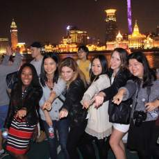 Boat Cruise around the Bund