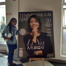 The one and only Li Na